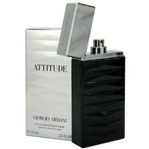 großer Rabatt Abstand wählen Outlet zum Verkauf Giorgio Armani - Attitude EDT 75ml Spray For Men