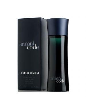 Giorgio Armani - Armani Code EDT 75ml Spray For Men