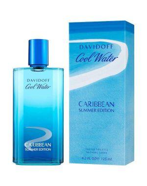 Davidoff - Cool Water Caribbean Summer Edition 2018 EDT 125ml Spray For Men