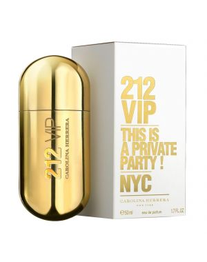Carolina Herrera - 212 VIP EDP 50ml Spray For Women