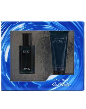 Davidoff - Cool Water Homme M EDT 40ml + Shower Gel 75ml Gift Set