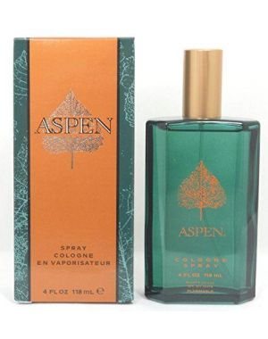 Coty - Aspen 118ml Cologne Spray For Men