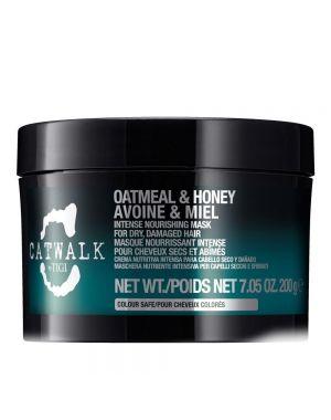 TIGI - Catwalk - Oatmeal & Honey Intense Nourishing Mask 200ml