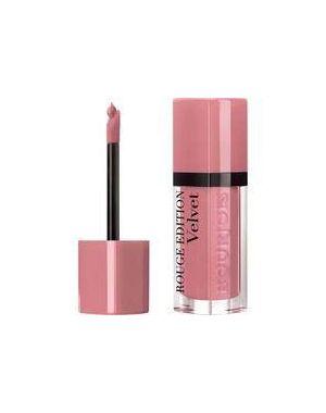 Bourjois - Rouge Edition Velvet - Don't Pink Of It!