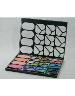 La Femme Pallette - 4 Blusher and 27 Colour Eyeshadows -01