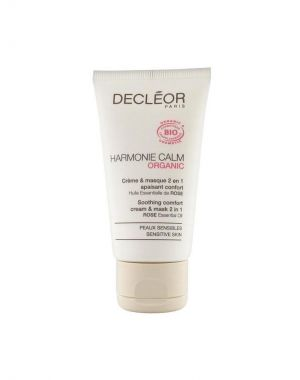 Decleor - Harmonie Calm Organic - Soothing Cream & Mask 2 In 1 50ml