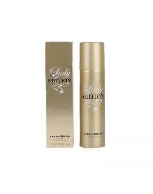 Paco Rabanne - Lady Million Deodorant Spray 150ml