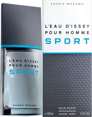 Issey Miyake - Sport Homme EDT 100ml Spray For Men