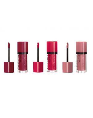 Bourjois - Rouge Edition Velvet - Pack of 3