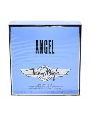 Thierry Mugler - Angel Stars In The Sky F EDP 25ml Spray + 5ml Miniature Gift Set
