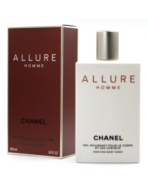 Chanel - Allure Homme Hair And Body Wash 200ml