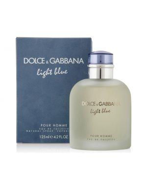Dolce & Gabbana - Light Blue EDT 125ml Spray For Men