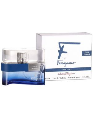 Salvatore Ferragamo - By Ferragamo Free Time EDT 30ml Spray For Men