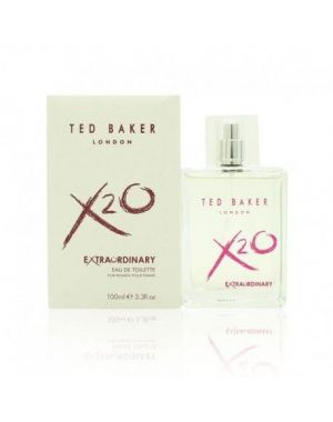 Ted Baker - X2O Extraordinary EDT 100ml Spray For Woman
