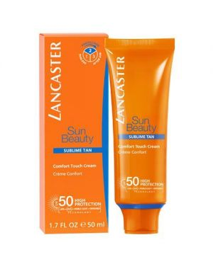 Lancaster - Sun Beauty Comfort Touch Face Cream SPF50 50ml
