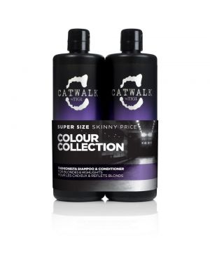 TIGI - Catwalk - Fashionista Shampoo & Conditioner Tween x 750ml