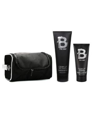 TIGI- Bed Head - Clean Up Duo With Free Toiletry Bag