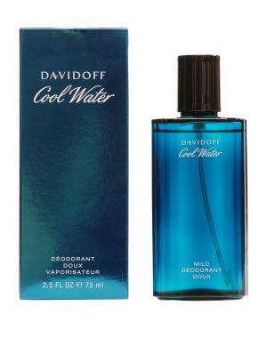Davidoff - Cool Water Deodorant Spray For Men 75ml