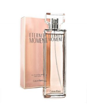 Calvin Klein (CK) - Eternity Moment EDP 100ml Spray For Women