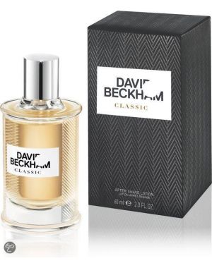David Beckham - Classic Aftershave 60ml For Men