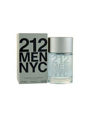 Carolina Herrera - 212 Men NYC Aftershave 100ml For Men