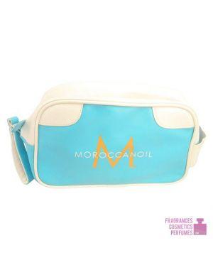Moroccanoil - Toileteries Travel Bag - Blue/White