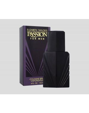 Elizabeth Taylor - Passion for Men EDC 118ml Spray For Men