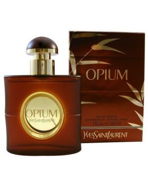 Yves Saint Laurent (YSL) - Opium EDT 30ml Spray For Women