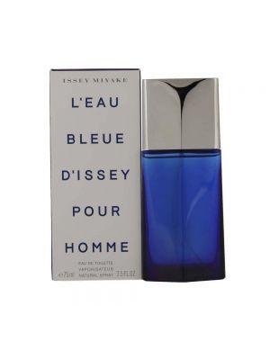 Issey Miyake - L'Eau Bleue Homme EDT 75ml Spray For Men