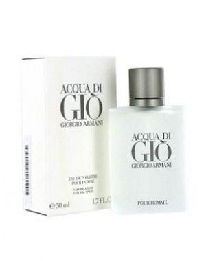 Giorgio Armani - Acqua Di Gio 50ml Eau De Toilette Spray For Men