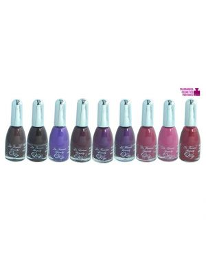 La Femme - Nail Paint - Set Of 9 - Tray 9