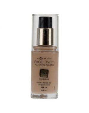 Max Factor - Facefinity All Day Flawless 3 In 1 Foundation SPF 20 - Sand 60