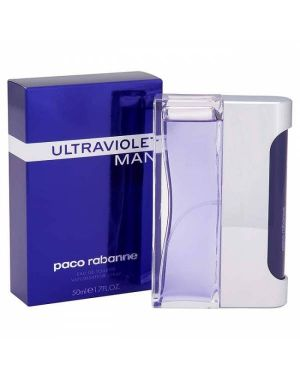 Paco Rabanne - Ultraviolet Man EDT 50ml Spray For Men