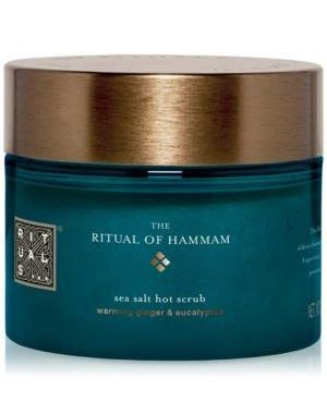 Rituals - The Ritual Of Hammam - Sea Salt Hot Scrub 450g