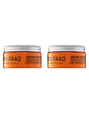 TIGI - Bed Head - Colour Goddess - Miracle Treatment Mask 200g X Pack of 2
