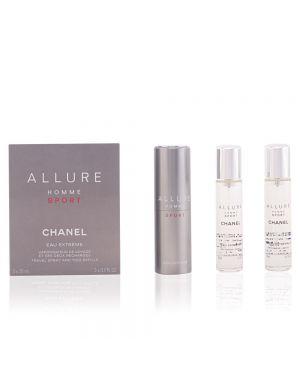 Chanel - Allure Homme Sport Eau Extreme M EDT 20ml + 2 x EDT 20 Refills