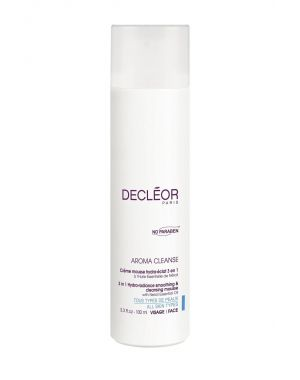 Decleor - Aroma Cleanse - 3 in 1 Hydra-Radiance Mousse 100ml