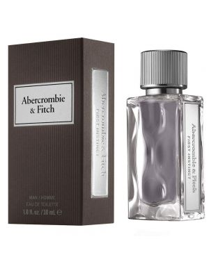 Abercrombie & Fitch - First Instinct 30ml EDT Spray For Men