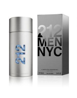 Carolina Herrera - 212 EDT 100ml Spray For Men