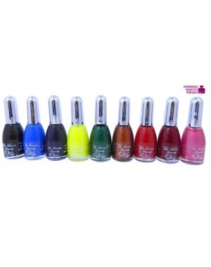 La Femme - Nail Paint - Set Of 9 - Tray 13