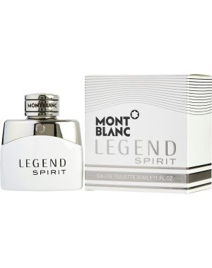 Montblanc - Legend Spirit EDT 30ml Spray For Men