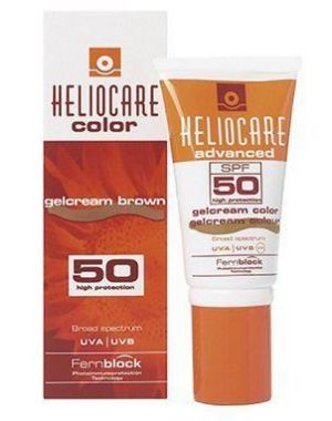 Heliocare - Color Gelcream Brown SPF50 50ml