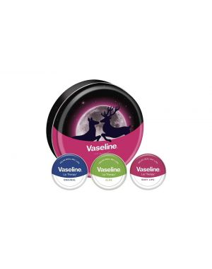 Vaseline - Lip Therapy Limited Edition Tin Gift Set