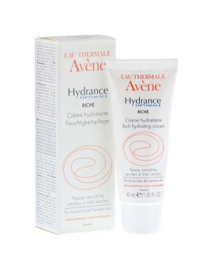 Avene - Hydrance Rich Hydrating Cream For Dry To Very Dry Sensitive Skin 40ml