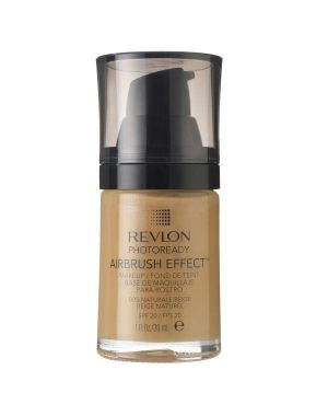 Revlon - Photoready Airbrush Effect Makeup 30ml - 005 Natural Beige