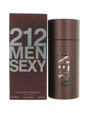 Carolina Herrera - 212 Sexy EDT 100ml Spray For Men