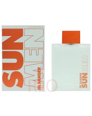 Jil Sander - Sun Men EDT 200ml Spray For Men