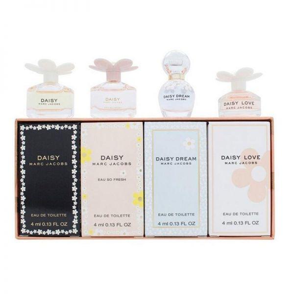 Marc Jacobs - Daisy 4 Pieces Mini Gift Set