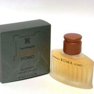 Laura Biagiotti - Roma Uomo EDT 75ml Spray For Men