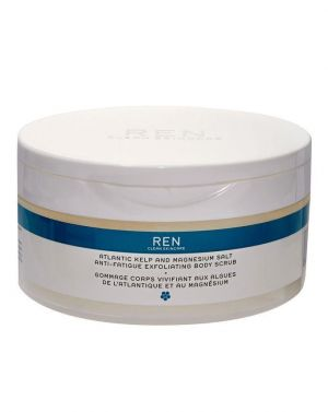 Ren - Atlantic Kelp And Magnesium Salt Anti-Fatigue Exfoliating Body Scrub 150ml